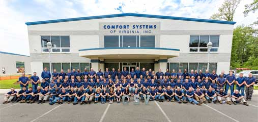 Comfort Systems Team
