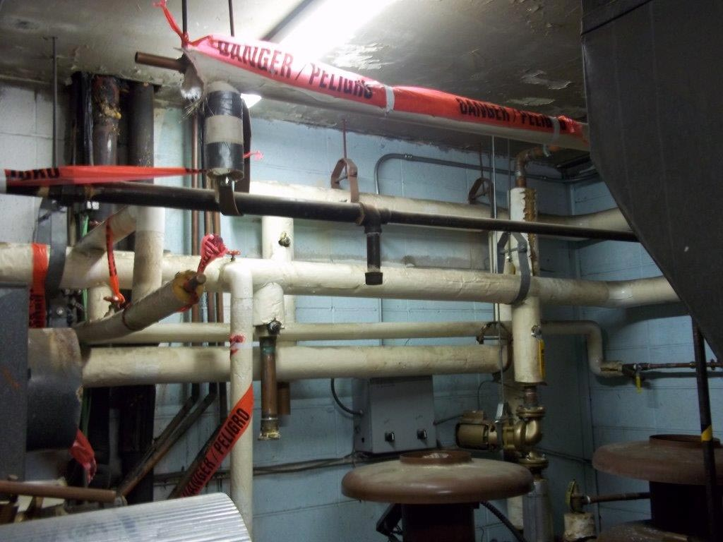 Old Dominion University Rogers Hall Boiler Replacement